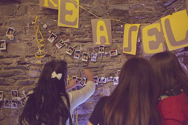46 Yellow DIY Wedding By Darren Mack