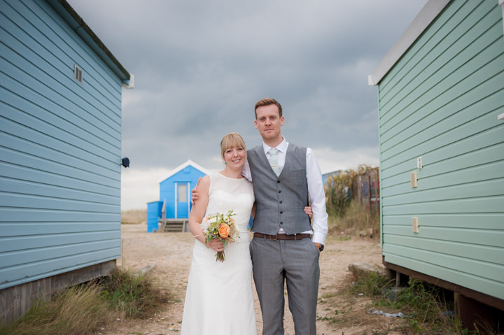 47 Beautiful Beach Wedding in Dorset. By Anna Morgan