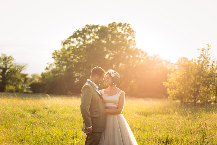 47 Vintage Barn Wedding with a Candy Anthony Dress. By Tom Halliday