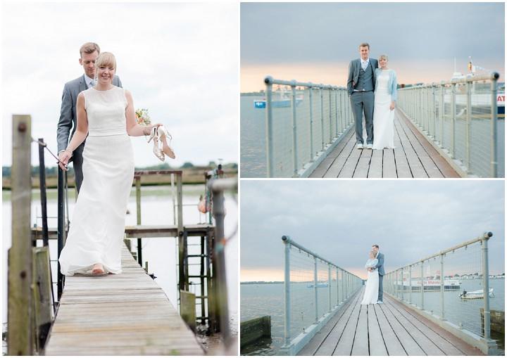 49 Beautiful Beach Wedding in Dorset. By Anna Morgan