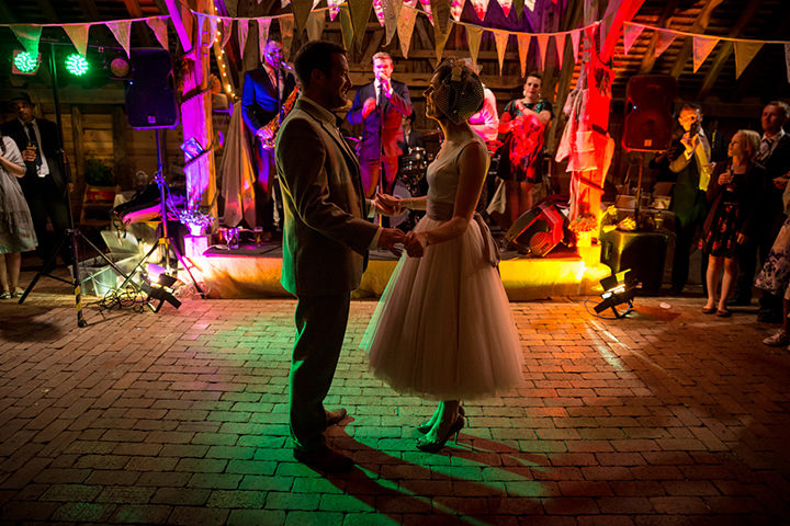 55 Vintage Barn Wedding with a Candy Anthony Dress. By Tom Halliday