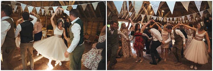 56 Vintage Barn Wedding with a Candy Anthony Dress. By Tom Halliday
