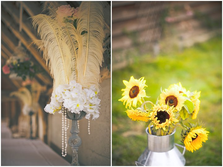 7 Floral, Art Deco, Festival Wedding By Divine Day
