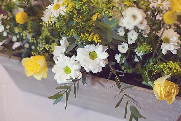 7 Yellow DIY Wedding By Darren Mack