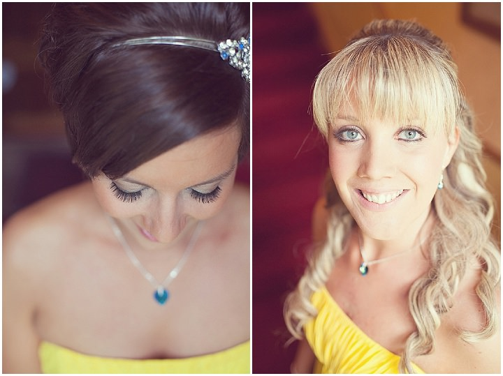8 Yellow DIY Wedding By Darren Mack