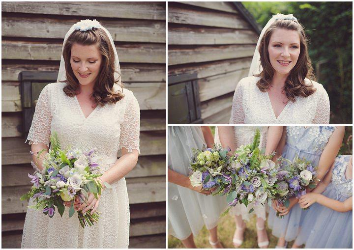 10 Garden Party Wedding By Rebecca Douglas