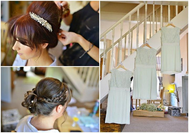 11 DIY Barn Wedding By Jules Fortune