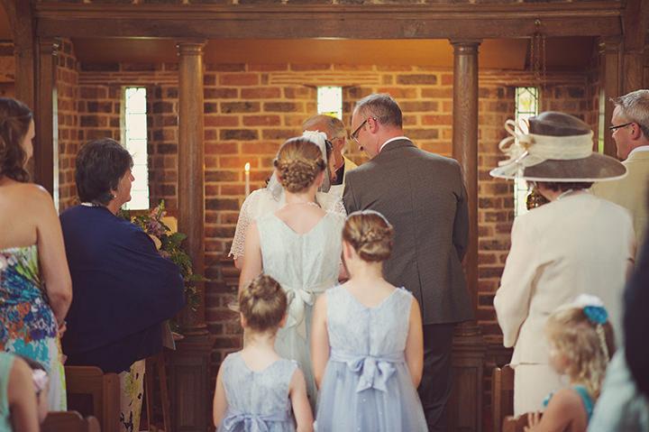 12 Garden Party Wedding By Rebecca Douglas