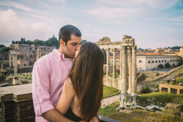 12 Pre Wedding Shoot in Rome By Emotional Wedding