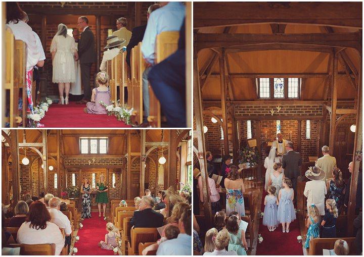 13 Garden Party Wedding By Rebecca Douglas