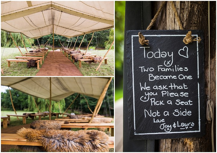 13 Rustic Outdoor Wedding By Anja Poehlmann