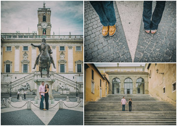 14 Pre Wedding Shoot in Rome By Emotional Wedding