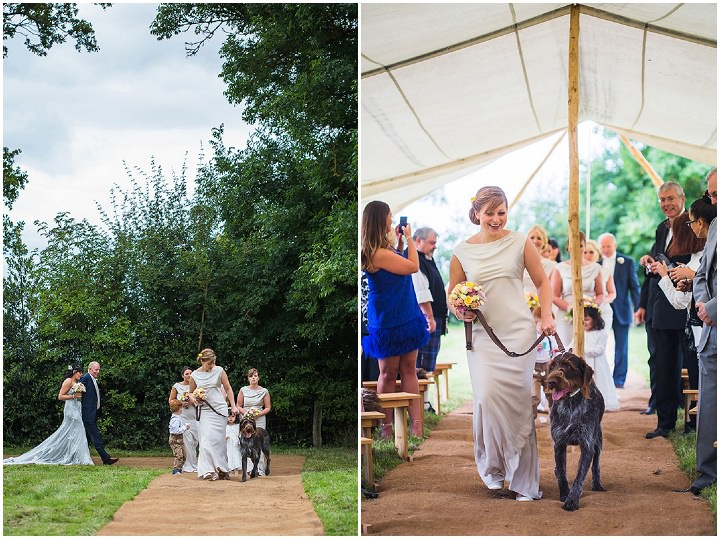 15 Rustic Outdoor Wedding By Anja Poehlmann