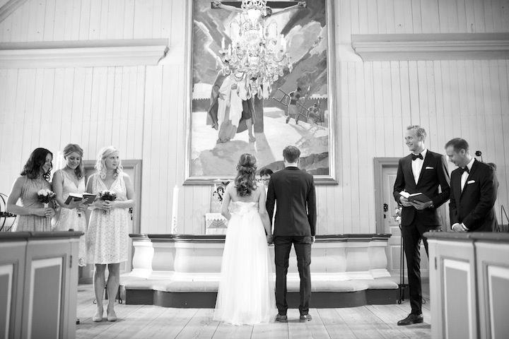15 Swedish Wedding By Fotografmatlida