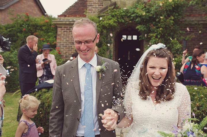 16 Garden Party Wedding By Rebecca Douglas
