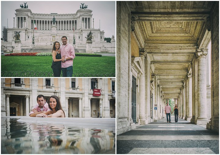 16 Pre Wedding Shoot in Rome By Emotional Wedding