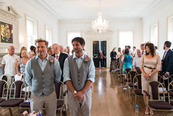 16 Turquoise and Pink Wedding By Libra Photographic
