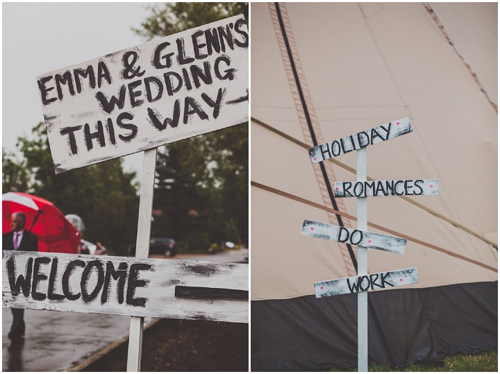 18 DIY Tipi Wedding. By  Eliza Boo