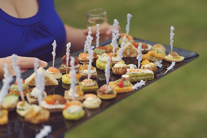 19 Garden Party Wedding By Rebecca Douglas