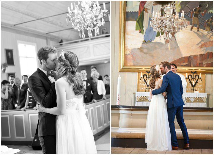 19 Swedish Wedding By Fotografmatlida