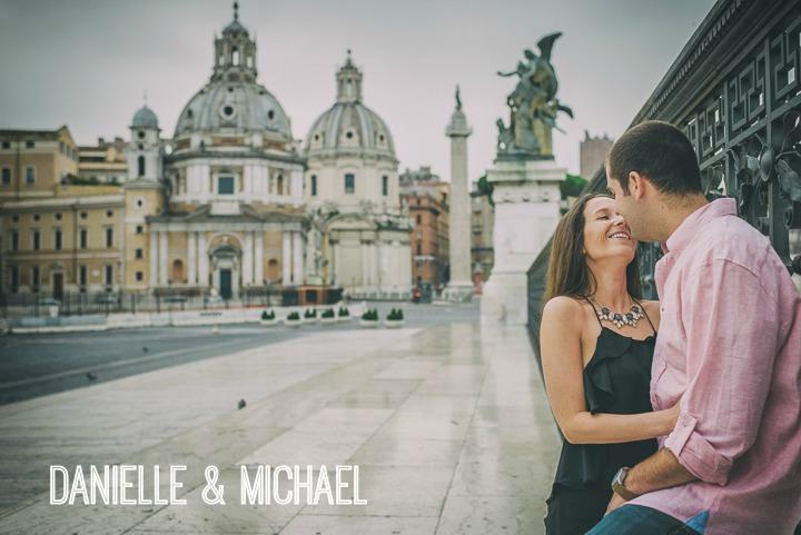 1a Pre Wedding Shoot in Rome By Emotional Wedding
