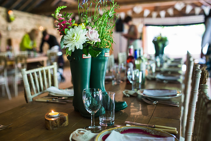 2 Rustic Outdoor Wedding By Anja Poehlmann