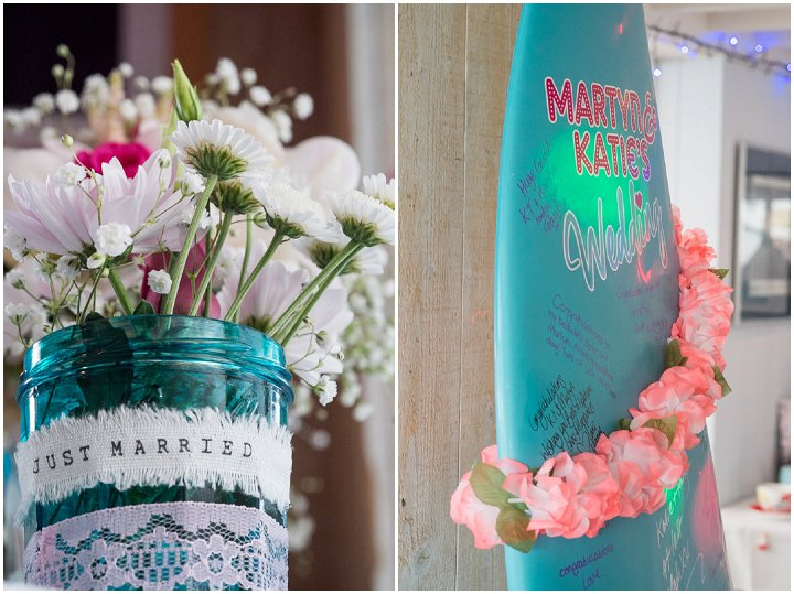 2 Turquoise and Pink Wedding By Libra Photographic