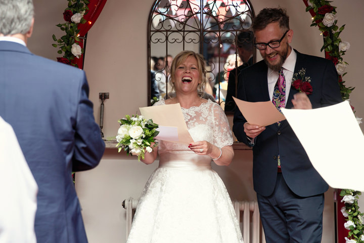 20 Fun Wedding planned in 10 Weeks By Sophie Evans