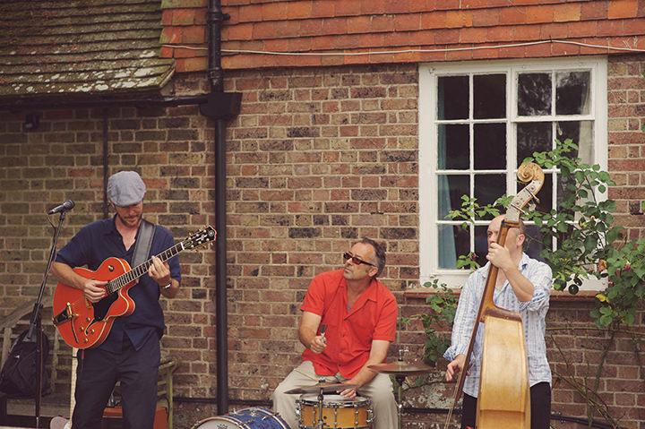 20 Garden Party Wedding By Rebecca Douglas