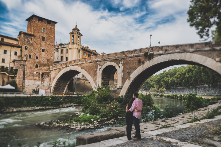 20 Pre Wedding Shoot in Rome By Emotional Wedding