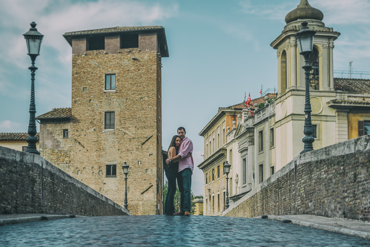 22 Pre Wedding Shoot in Rome By Emotional Wedding