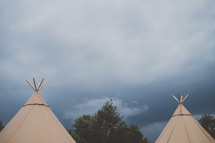 23 DIY Tipi Wedding. By  Eliza Boo