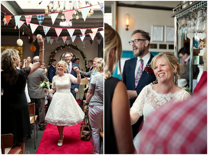 23 Fun Wedding planned in 10 Weeks By Sophie Evans