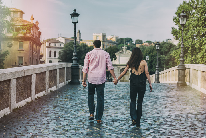 23 Pre Wedding Shoot in Rome By Emotional Wedding