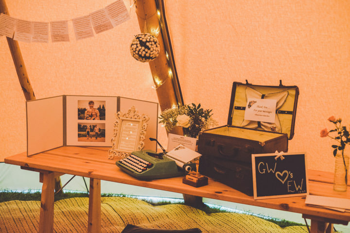 25 DIY Tipi Wedding. By  Eliza Boo