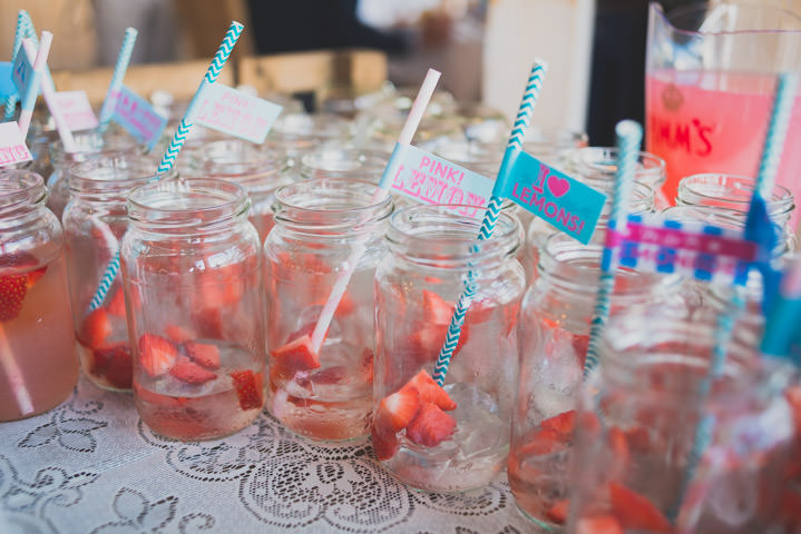 26 Turquoise and Pink Wedding By Libra Photographic