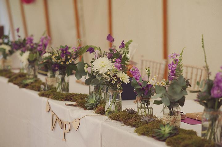 27 Garden Party Wedding By Rebecca Douglas