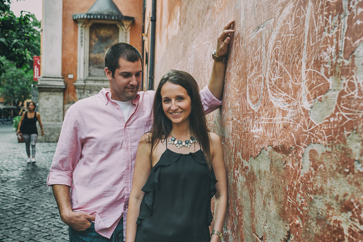 27 Pre Wedding Shoot in Rome By Emotional Wedding