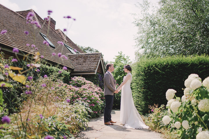 27 Relaxed Barn Wedding By Murray Clarke Potography