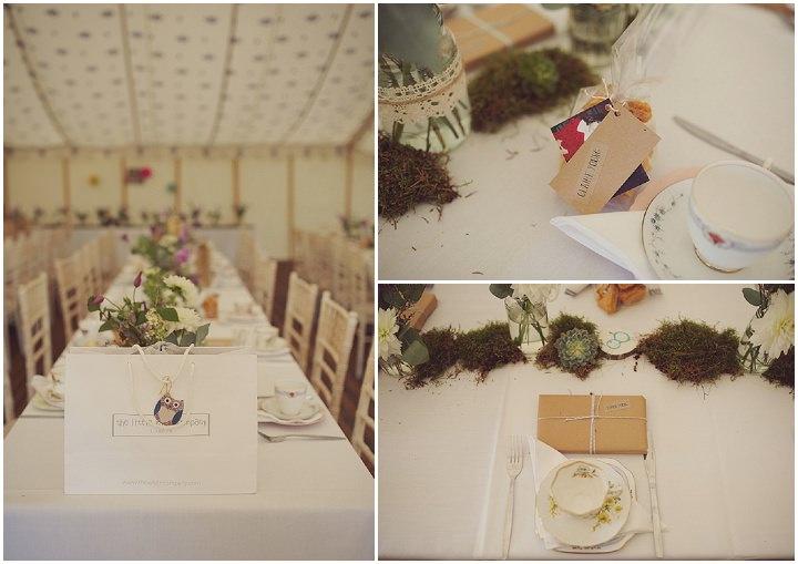 28 Garden Party Wedding By Rebecca Douglas