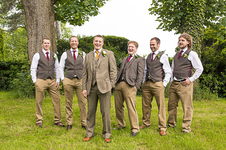 Lucy and Gav\'s Tweed and Lace Countryside Wedding, Complete wth ...