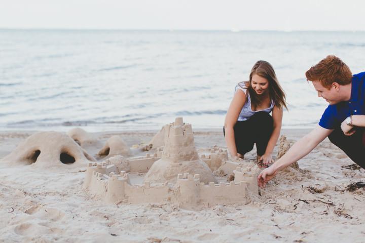 3 Beach Side Pre Wedding Shoot By Paul Underhill