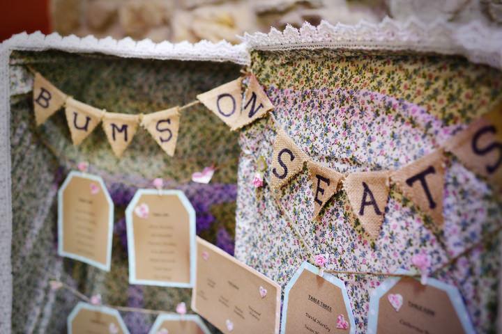 3 DIY Barn Wedding By Jules Fortune