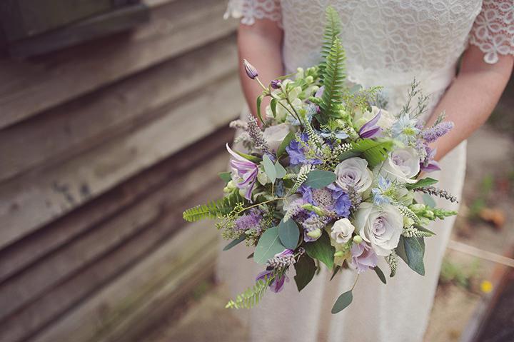 3 Garden Party Wedding By Rebecca Douglas