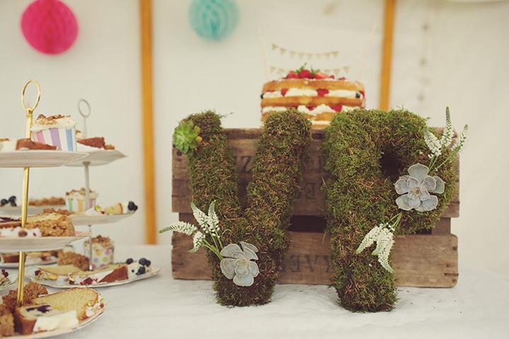 31 Garden Party Wedding By Rebecca Douglas