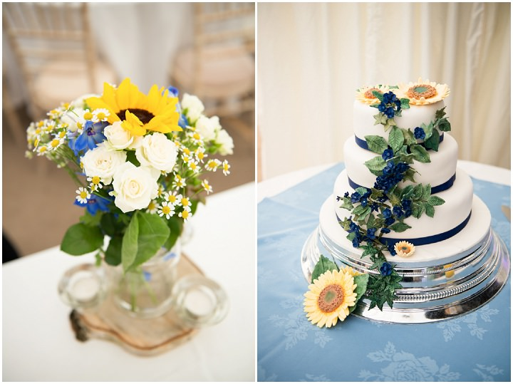 32 Sunflower Wedding By Jessica Grace Photography