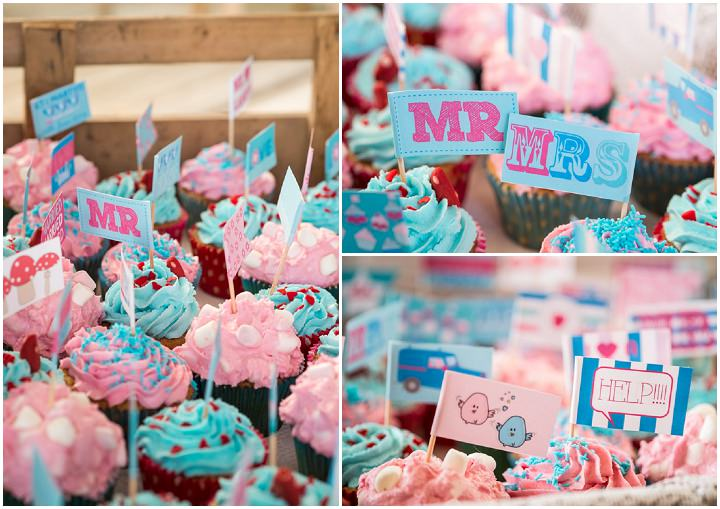 33 Turquoise and Pink Wedding By Libra Photographic