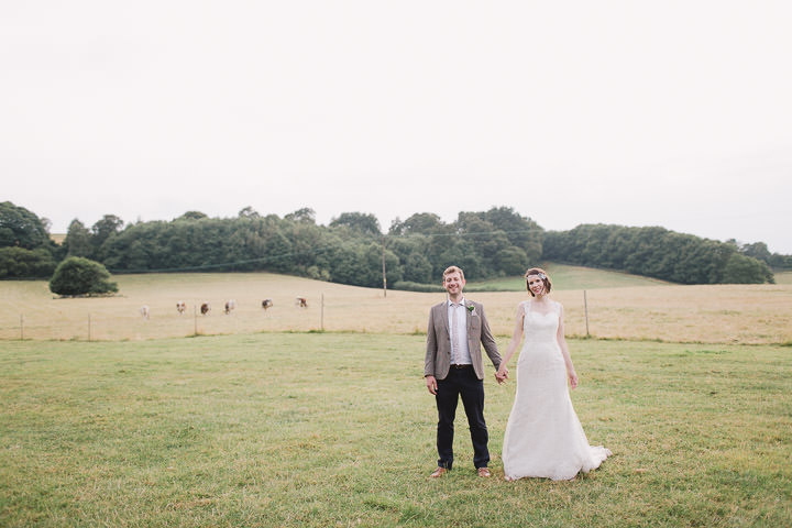 34 Relaxed Barn Wedding By Murray Clarke Potography