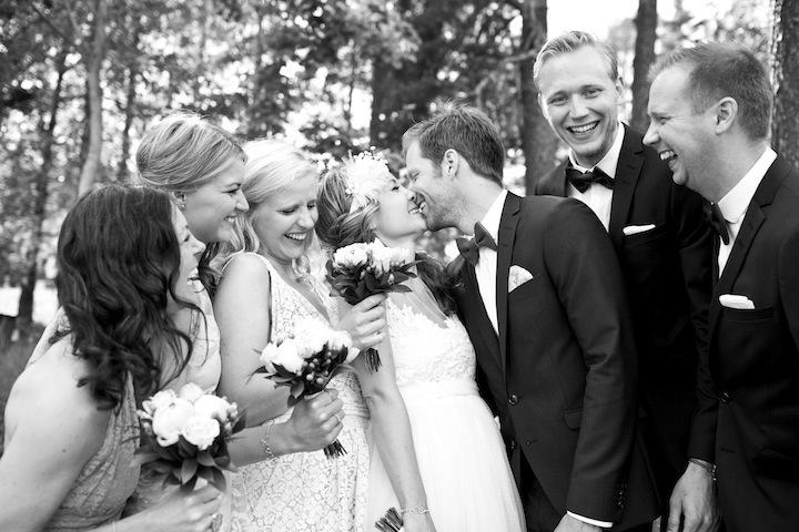 35 Swedish Wedding By Fotografmatlida