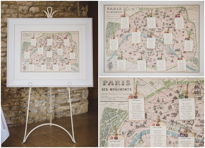 35 Vintage Parisian Wedding By Rhys Parker